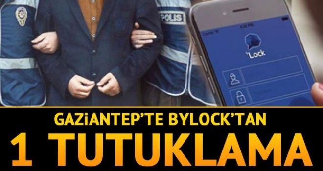 Gaziantep'te FETÖ operasyonu! ByLock 1 tutuklama