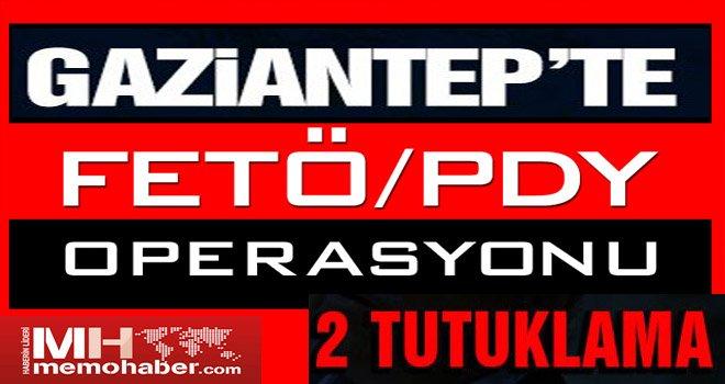 Gaziantep'te FETÖ operasyonu! O derneğin yöneticileri tutuklandı...