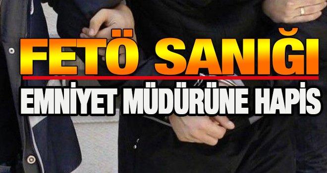 Gaziantep'te FETÖ sanığı emniyet müdürüne 7,5 yıl hapis