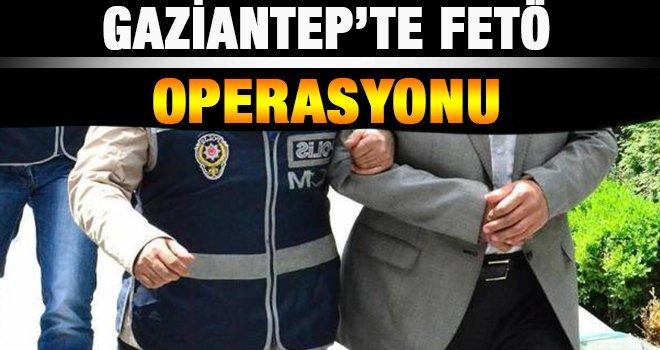 Gaziantep'te FETÖ'den 2 tutuklama