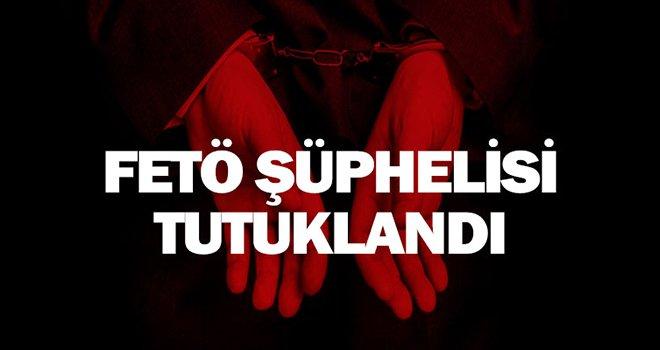 Gaziantep'te FETÖ'nün mahrem abisi tutuklandı