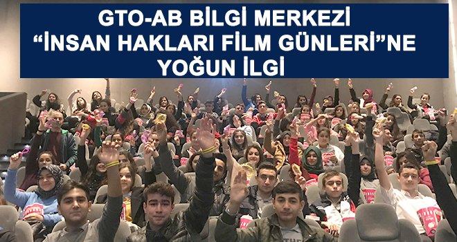 Gaziantep'te Film Günleri etkinliği ilgiyle izlendi