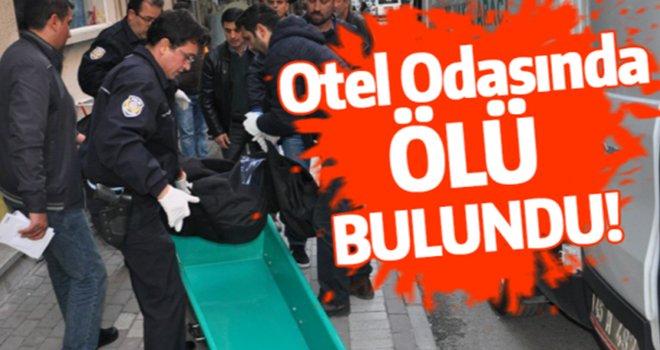 Gaziantep'te genç operatör, otel odasında ölü bulundu