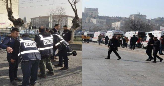 Gaziantep'te geniş güvenlik önlemi