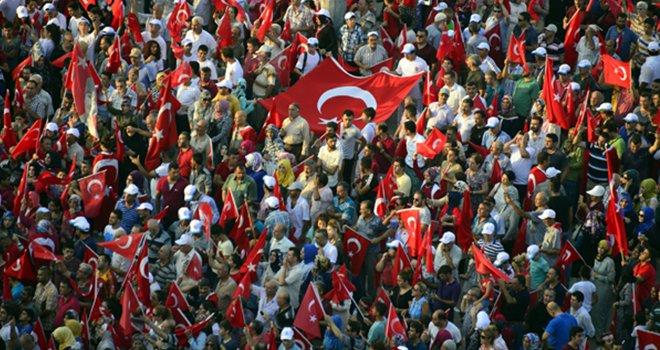 Gaziantep'te gösteri yürüyüş alanları belirlendi
