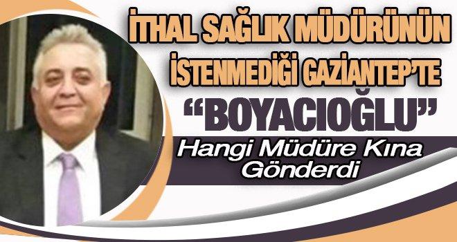 Gaziantep'te halefinden selefine kına! Sağlıkta bomba etsiki yaptı