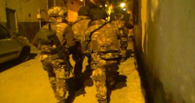 Gaziantep'te hava destekli PKK operasyonu: 16 gözaltı