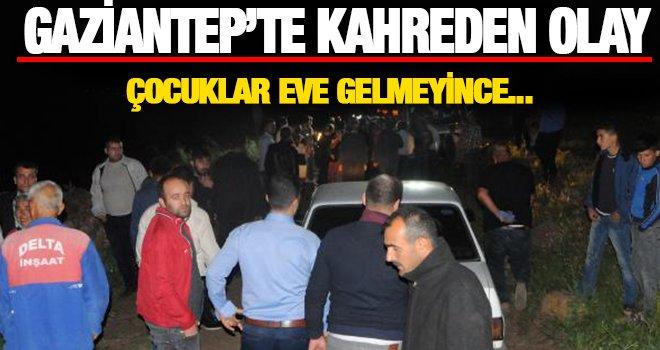 Gaziantep'te hayvan otlatan 2 çocuk sulama göletinde ölü bulundu
