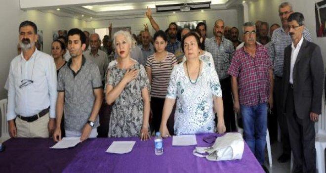 Gaziantep'te HDP'lilerden Sivas anması