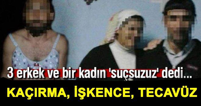 Gaziantep'te iç çamaşırlı tecavüze 24'er yıl ceza