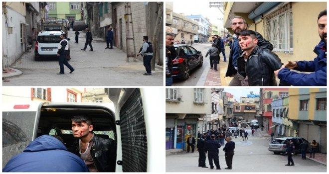 Gaziantep'te iki grup arasında silahlı çatışma; 1 ölü 4 yaralı