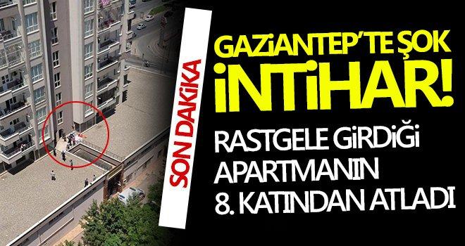 Gaziantep'te intihar! Polis, üzerinden kimlik çıkmayan genç kızın ailesini araştırıyor