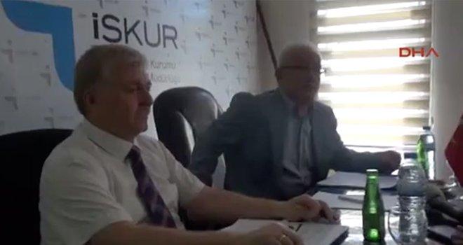 Gaziantep'te, 'İstihdam kurulu' toplantısı yapıldı