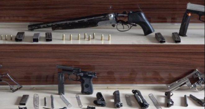 Gaziantep'te kaçak silah imalathanesine baskın: 5 gözaltı