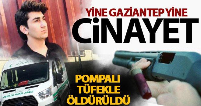 Gaziantep'te kanlı gün! Market çıkışı öldürüldü