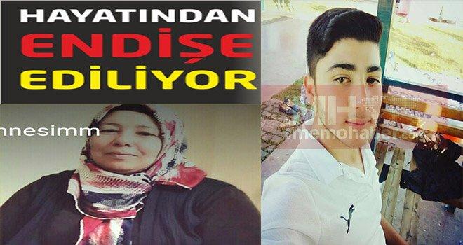Gaziantep'te kayıp genç kaçtımı kaçırıldımı! Aile endişeli...