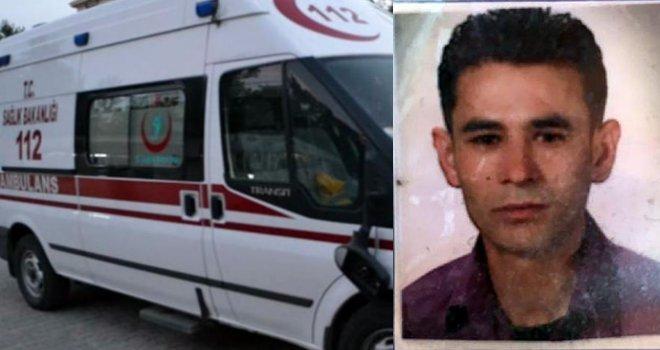 Kazada eşi ve oğlu ölen sürücü de kurtarılamadı