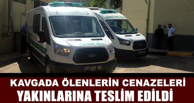 Gaziantep'te komşu aileler arasında araç park yeri kavgası