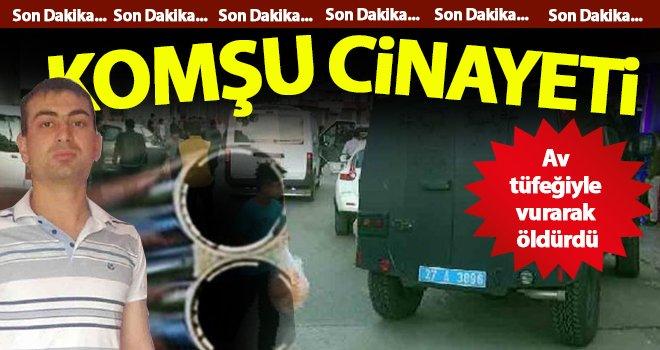 Gaziantep'te korkunç cinayet! Kavga kana bulandı