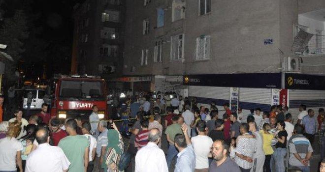 Gaziantep'te korkutan patlama: 7 yaralı