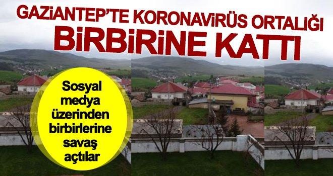 Gaziantep'te koronavirüs savaşı!...