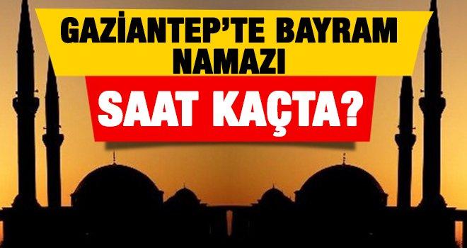 Gaziantep'te Kurban Bayram namazı saat kaçta kılınacak?