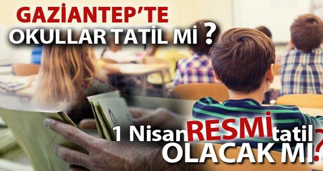 Gaziantep'te milyonlarca öğrencinin gözü bu haberde