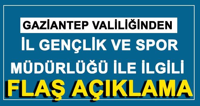Gaziantep'te müdürlükteki hırsızlığa 4 gözaltı