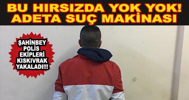 Gaziantep'te pes dedirten hırsızlık olayı: 4 gözaltı