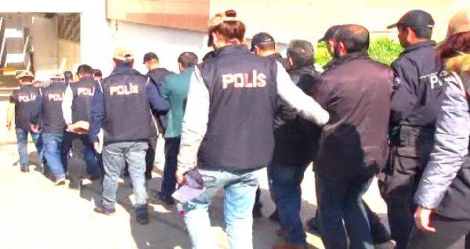 Gaziantep'te PKK operasyonu: 7 tutuklama