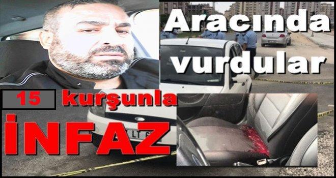 Gaziantep'te sağlıkçı 15 kurşunla infaz edildi...