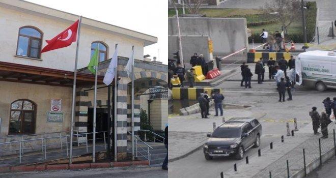 Gaziantep'te saldırıda yaralanan polisin tedavisi sürüyor