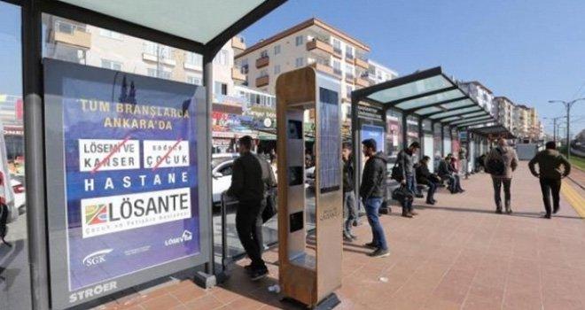 Gaziantep'te Şarj İstasyonları Faaliyete Geçti