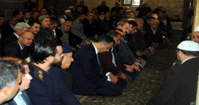 Gaziantep'te şehit Kaymakam Safitürk için mevlit