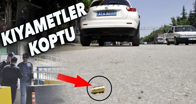 Gaziantep'te silahlı kavga terör saldırısı sanılınca!