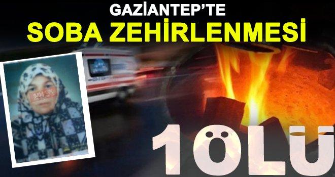 Gaziantepte soba can aldı: 1 ölü 40 yaralı
