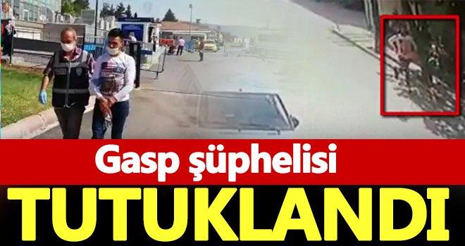 Gaziantep'te sokak ortasında gasp!..