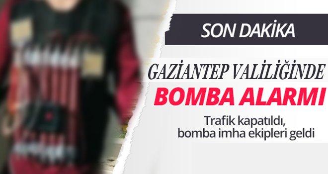 Gaziantep'te şüpheli paket bomba sanıldı...