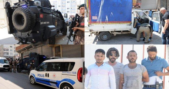 Gaziantep'te Suriyeli kavgasında 'el bombası' paniği