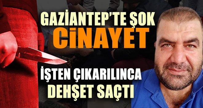 Gaziantep'te tartışmada kan aktı: 1 ölü