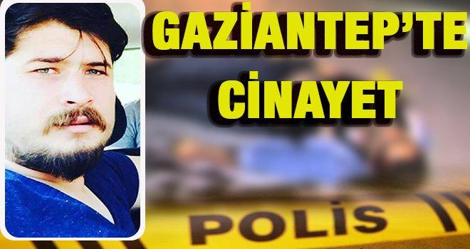 Gaziantep'te telefonda tartıştı, buluşmada öldürüldü