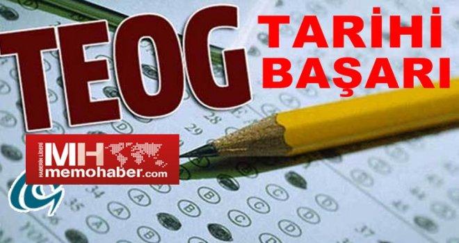 Gaziantep'te TEOG sınavında tarihi rekor... 146 tam puan. İşte o öğrencilerin listesi