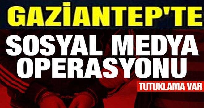 Gaziantep'te terör propagandasına 24 tutuklama