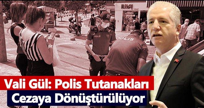 Gaziantep'te tutanaklar cezaya dönüştürülüyor!
