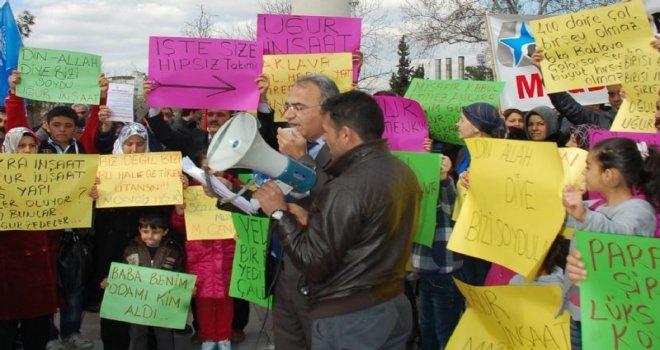 Gaziantep'te uğur inşaata şok operasyon: 2 tutuklama