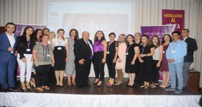 Gaziantep'te, Uğur Ortaokulu açıldı