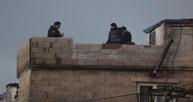 Gaziantep'te, uyuşturucu alan şahıs havaya ateş açtı
