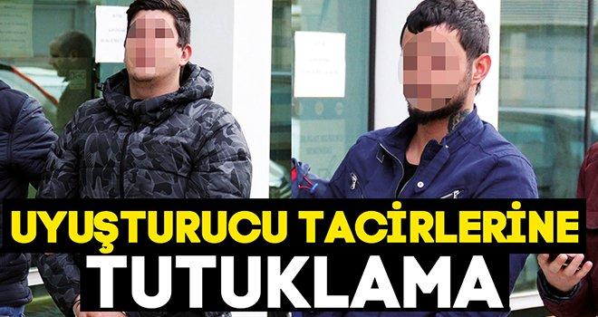 Gaziantep'te uyuşturucu satıcılarına yönelik operasyon