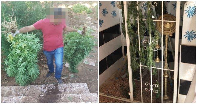 Gaziantep'te uyuşturucu tacirlerine operasyon