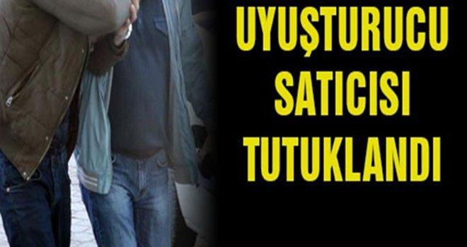 Gaziantep'te uyuşturucu ticareti yapan şüpheli tutuklandı